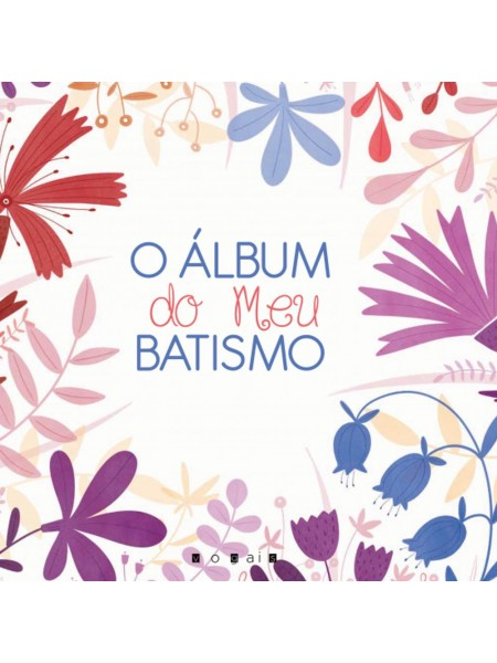 O Álbum do Meu Batismo