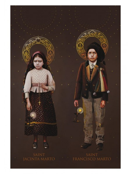 Prayer of Saints Francis and Jacinta