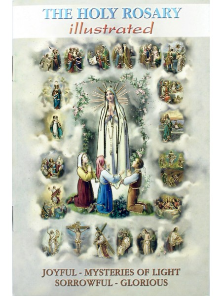 The Holy Rosary  Ilustrated