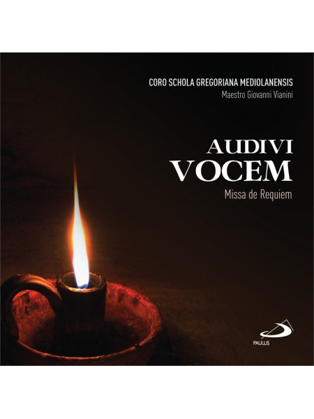 CD Audivici vocem - Missa de Requiem