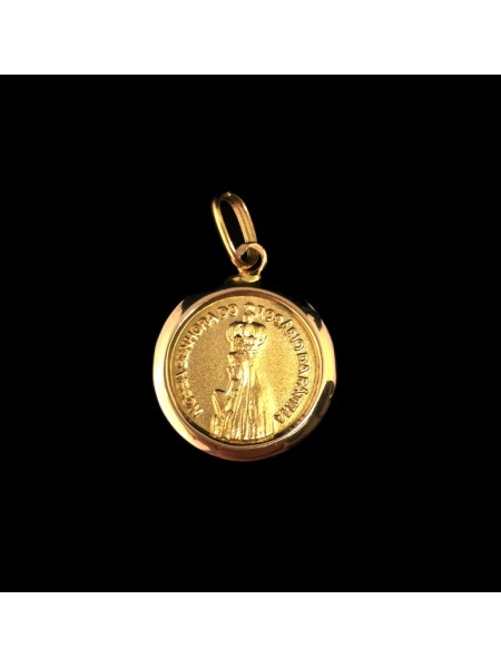 Medalha Ouro 19KT